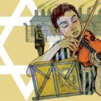 Eva Maria, la ragazza che portò un violino ad Auschwitz: così la musica