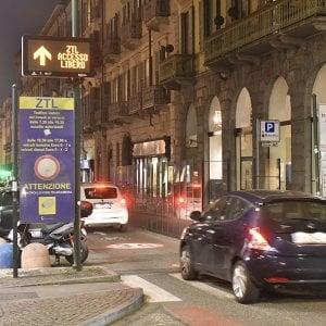 """Torino, il piano Ztl, ecco il giro di vite Euro 4 via dal centro e """"tetto"""" agli Euro 5"""
