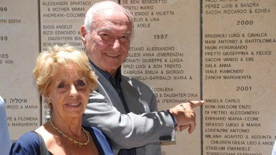 """Piero Angela: """"Mio padre 'giusto tra le nazioni', salvò tanti ebrei e non volle mai dirlo"""""""