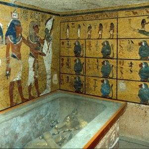 Torino, caccia con il geo-radar alla tomba di Nefertiti nascosta in quella di Tutankhamon
