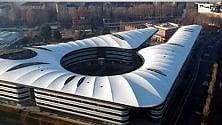 Col drone sul Cle, tra i 10 edifici universitari più spettacolari del mondo   di ALESSANDRO CONTALDO