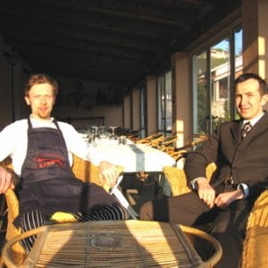 I vanti di Portacomaro: Bergoglio, Grignolino e il ristorante Bandini