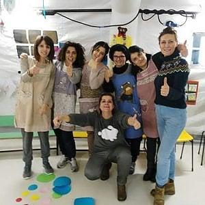 Il Carnevale dei super-eroi per i bambini terremotati dei monti Sibillini