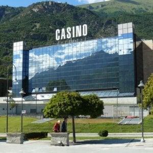 """La Corte dei conti: """"Il Casinò di Saint Vincent sopravvive solo grazie alla Regione Valle d'Aosta"""""""
