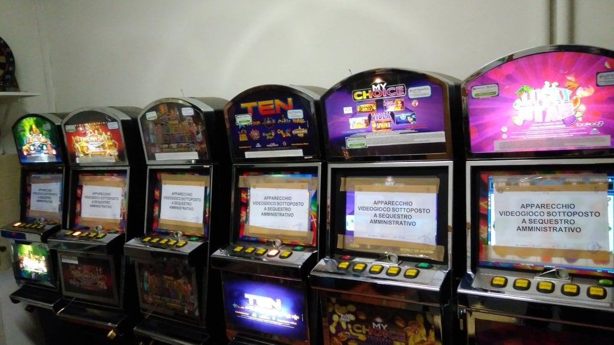 Distanza slot machine dalle chiese
