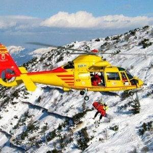Travolto e ucciso da una slavina lo sci alpinista disperso sui monti del Pinerolese
