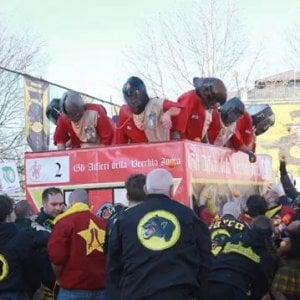Carnevale di Ivrea, vincono per il secondo anno i Diavoli Aranceri