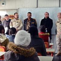 Alpini italiani a Mosul, conclusa la prima parte di stabilizzazione dell'area