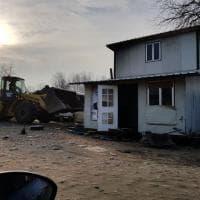Controlli della polizia: due arresti per spaccio, demolita baracca al campo nomadi di via Germagnano
