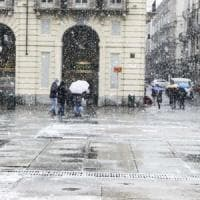 Da domani arriva la neve sul Piemonte, preludio all'ondata di gelo siberiano