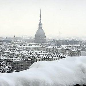 Nevica in Piemonte, pausa nel pomeriggio e nella notte nuova intensificazione