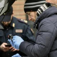 Torino, allarme bomba davanti al Palagiustizia
