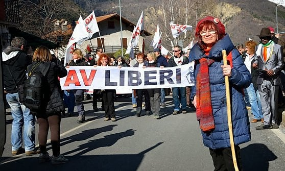 Il movimento No Tav si spacca, l'ex portavoce Perino chiede di non votare per l'ultrasinistra di Dosio