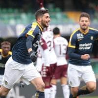 Verona-Torino 2-1, Valoti affonda i granata