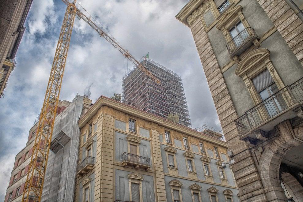 Il centro di Torino si fa il lifting, ecco tutti i cantieri aperti
