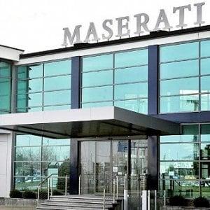 Maserati di Grugliasco: da aprile sei mesi di contratto di solidarietà per oltre 1500 lavoratori
