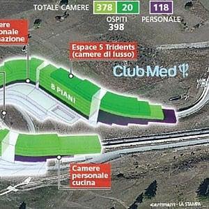 Club Med a Cesana congelato in attesa della candidatura olimpica