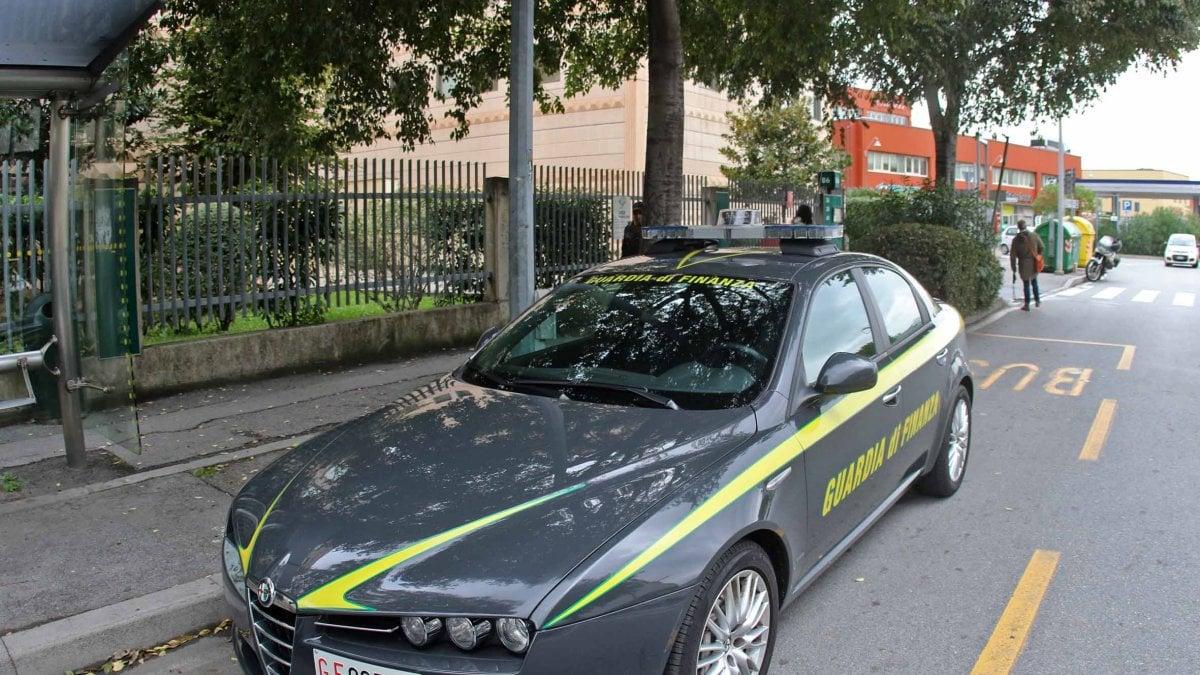 Torino Evasione Da 900 Mila Euro Nella Villa Con Sauna E