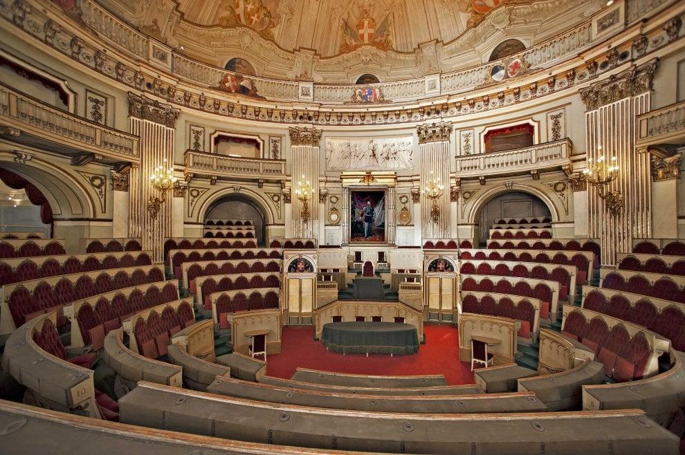 Due passi nella storia riapre a torino nel weekend l 39 aula for Ultime notizie parlamento italiano