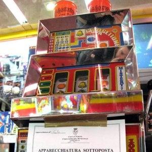 Torino: slot machine troppo vicine a scuole e a una chiesa, scatta il sequestro