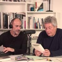 Baricco & Bertallot, la letteratura sposa la musica e sbarca su Spotify