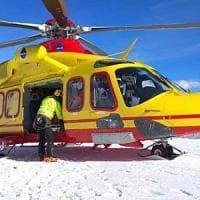 Novara, morto lo scialpinista travolto da una slavina in Val d'Ossola