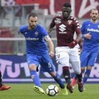 Le pagelle di Torino-Fiorentina: Acquah disastroso, Badelj dominatore