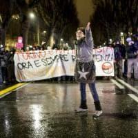 Torino, fermi e perquisizioni per gli scontri nella manifestazione contro CasaPound