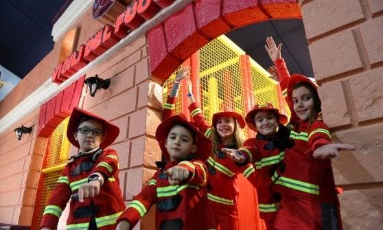 """Bambini felici? Alle porte di Torino una """"città"""" tutta per loro"""