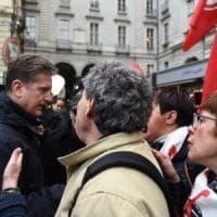 La calda giornata del vicesindaco di Torino: Montanari affronta