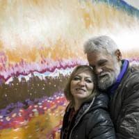 Torino: la risalita di Franca e Marco, due cuori senza capanna