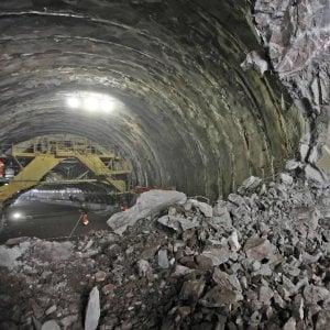 Tav , via libera definitivo alla parte italiana del tunnel di base della Torino - Lione