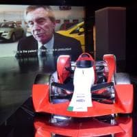 Torino: in mostra al Mauto le meraviglie di Fioravanti, dalla Ferrari Daytona alla Fiat più piccola