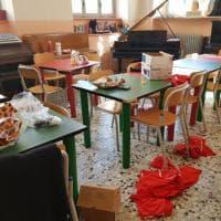 Torino, i ladri vandalizzano la scuola: lezioni sospese alla Meucci