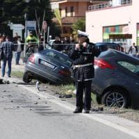 Bra: scontro frontale, muore un carabiniere, un altro è grave