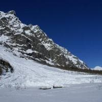 Val Ferret, cade una valanga a pochi chilometri da Courmayeur