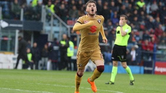 Cagliari-Torino 0-4, Ljajic entra e firma la riscossa granata