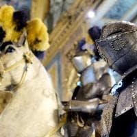 Torino, armatura secentesca torna all'Armeria Reale dopo 12 anni