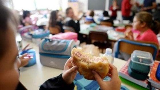 Torino boom del panino a scuola mensa addio per quasi un for Quattro ristoranti torino