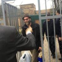 Scarcerato dopo tre settimane il fotoreporter torinese ingiustamente arrestato