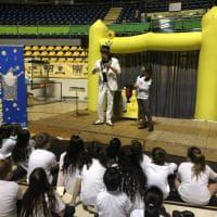 Tremila bambini al PalaRuffini per il Laboratorio di Educazione alla pace