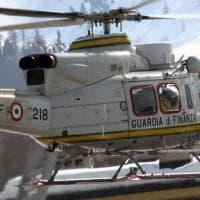 Valanga a Pila, le immagini dei soccorsi
