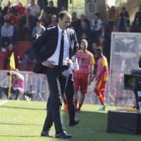 Juventus, stanchezza e difesa traballante: i nuovi allarmi di Allegri