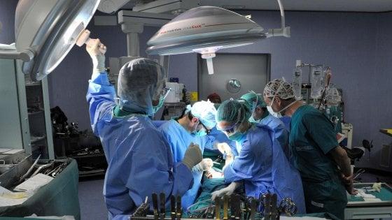 Torino, trapianto di reni da donatore deceduto dializzato:primo caso in Italia