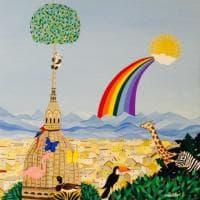 Pittura e poesia si sposano in una mostra d'arte per bambini dedicata a Torino