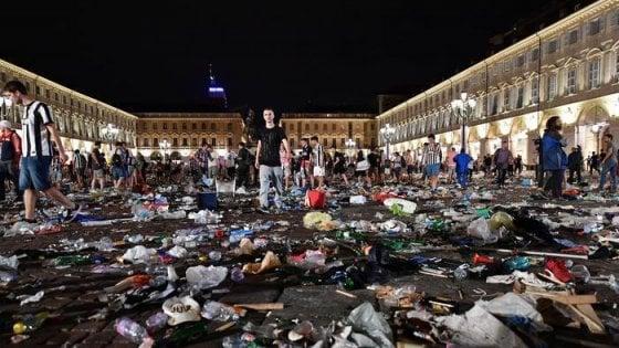 Torino, tragedia di piazza San Carlo: arrestati i ragazzi che hanno scatenato il panico