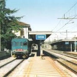Donna investita e uccisa da un treno in stazione a Ceva