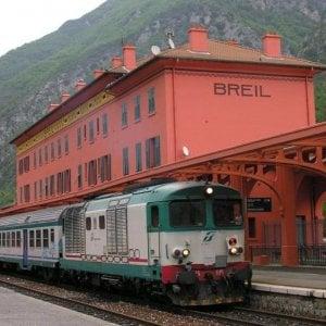 Cuneo-Nizza stop fino a luglio: un'estate senza treni del mare
