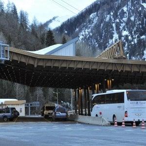 Resta in carcere il bosniaco fermato al monte Bianco con due chili di tritolo