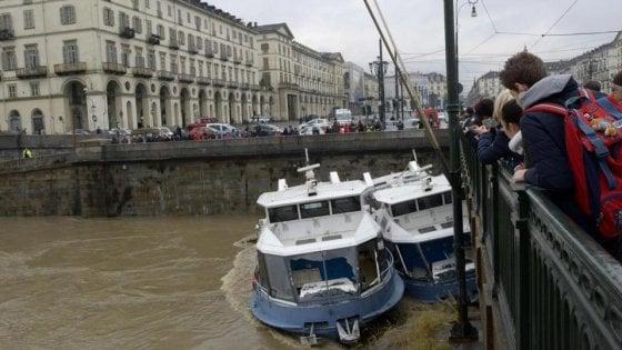 Torino, il perito in aula: Valentino e Valentina finiti alla deriva per l'ormeggio inadeguato